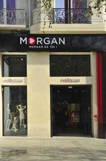 MORGAN - CCE