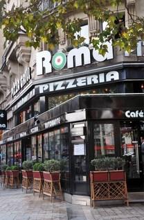 CAFÉ DI ROMA - CCE