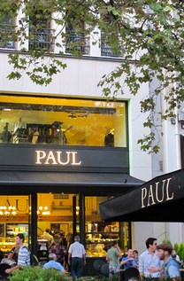 boulangerie paul - CCE