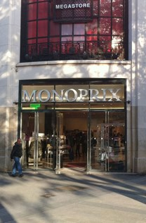 MONOPRIX - CCE