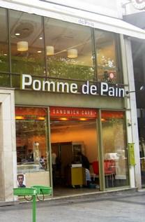 POMME DE PAIN - CCE