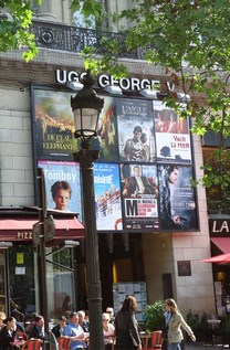 CINÉMA UGC GEORGE V - CCE