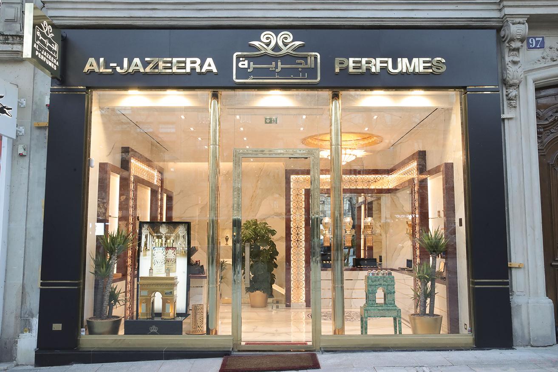 AL-JAZEERA PARFUMS - CCE