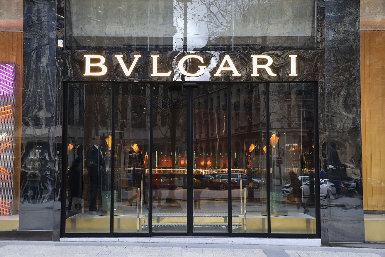 BULGARI CHAMPS-ELYSEES - CCE