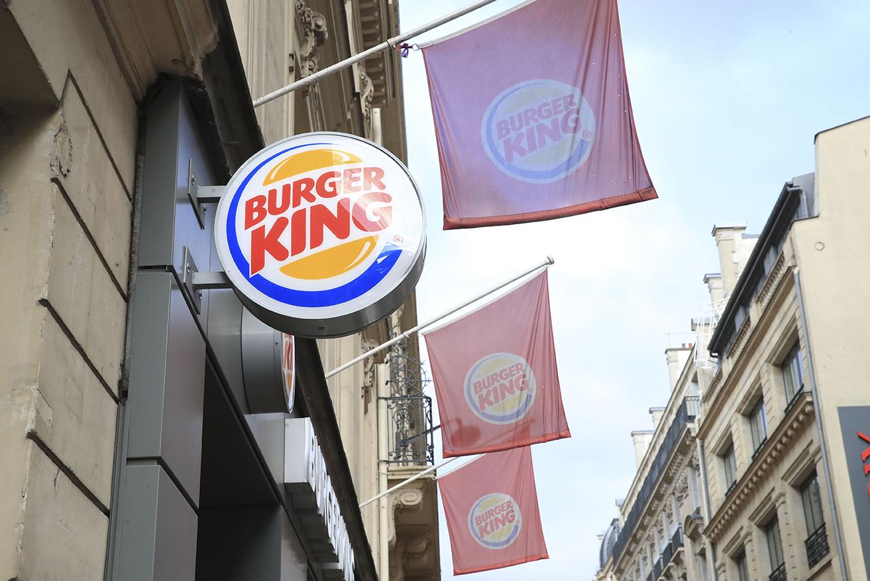 BURGER KING (rue de la Boétie) - CCE
