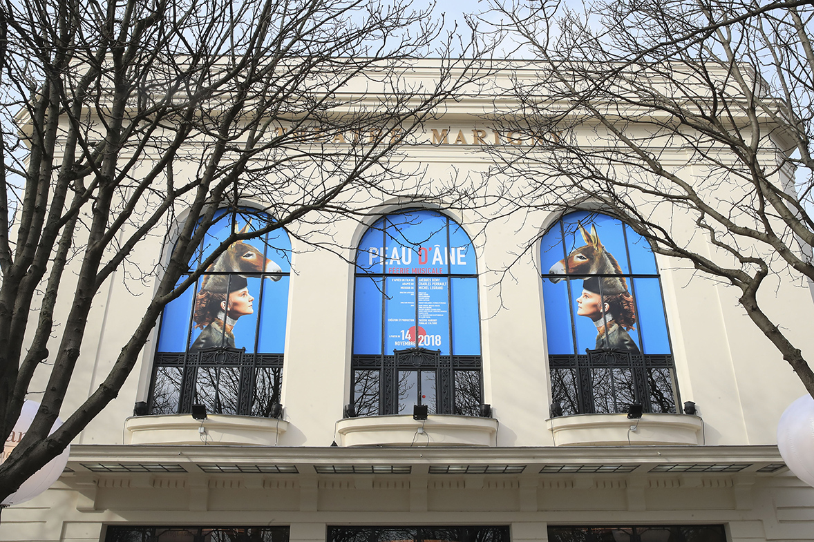 Théâtre Marigny - CCE