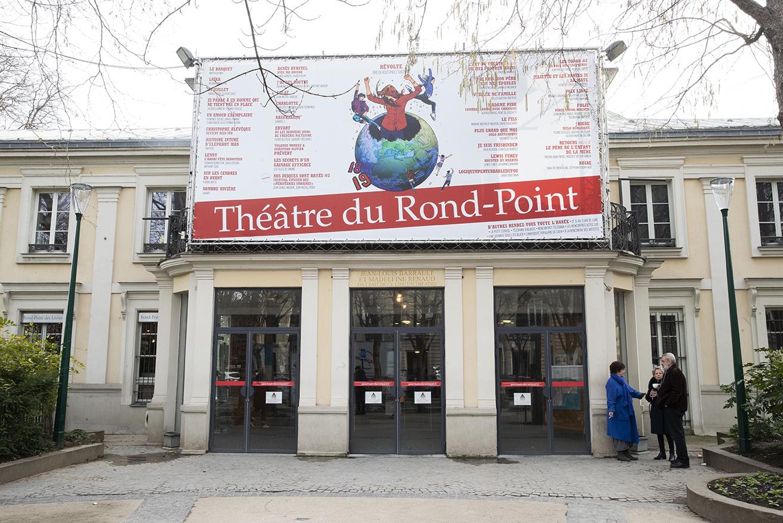 Théâtre du Rond-Point - CCE